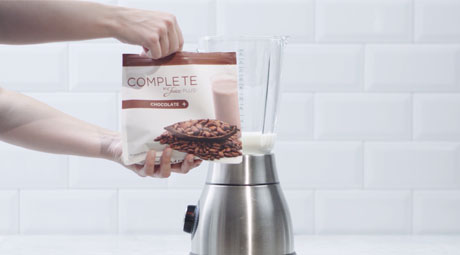Dutch Chocolate Complete Shake Mix By Juice Plus+